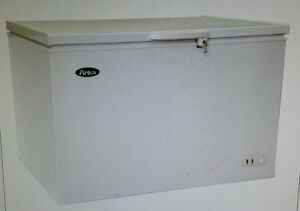 10 Cu Ft Atosa Mwf9010 Solid Top Chest Freezer