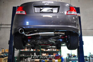 Tanabe Racing 2011 2015 Scion Tc 2 5l Medallion Touring Axleback Exhaust System