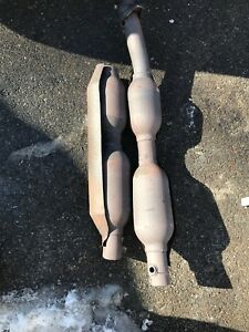4 Catalytic Converters Recycle For Scrap