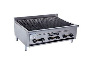 Rankin delux Rb 815 c Commercial Radiant Gas Charbroiler