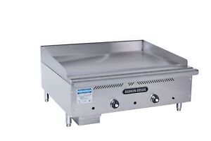 Rankin delux Rd80 72 c Commercial Thermostatic Gas Griddle