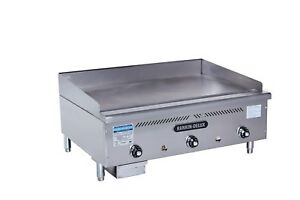 Rankin delux Gt 24 c Commercial Gas Griddle
