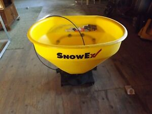 Snow Ex 240 Lbs Salt Spreader