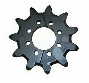 11 Tooth Sprocket 16mm Bolt Hole 141589 Ditch Witch Trencher Rt70 Rt90 Rt115