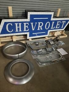 1955 Chevrolet Bel Air Continental Kit New Reproduction