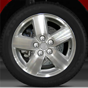 15x6 Factory Wheel Sparkle Silver For 2003 2005 Chevy Cavalier