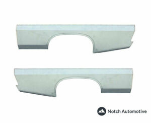 Ford Fairlane Torino 70 71 Lower Quarter Panel 2 Door Pair