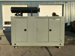 _105 Kw Mtu Onsite Energy Generator Weather Proof Enclosure Low Nox Tier 3