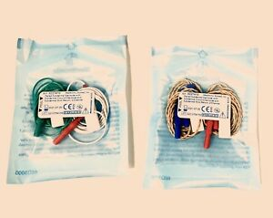 Medtronic 8227410 Paired Electrode Xomed lot Of 2