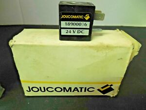New In Box Asco Joucomatic Piloted Pneumatic Solenoid Valve 18900036 24v Dc