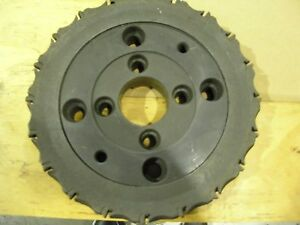 Kennametal 12 Indexable Face Mill