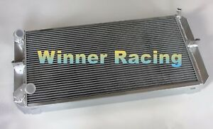 Fit Ferrari Dino 246 Gt 246 Gts 2 4l Mt 1969 1973 70 71 Aluminum Radiator 56mm