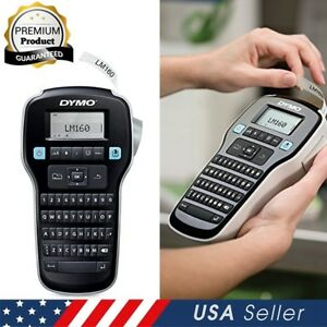 Genuine Dymo Handheld Label Maker 160 Label Manager Shop Business Home 1790415