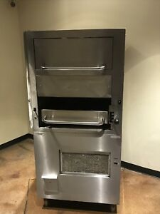 Southbend Gas Upright Infrared Broiler With Warming Oven Model 171
