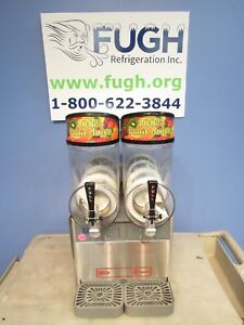 Ugolini Nht2 Ul Slush Machine Slushie Margarita Granita 2 2 5 Gallon Bowl