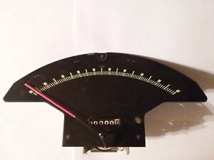 1956 Ford Truck Nos Speedometer B6c17275e F100 F250