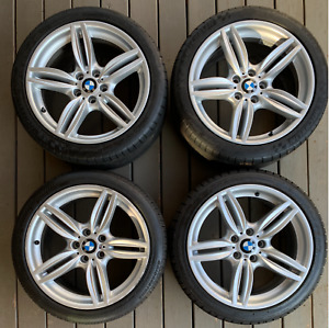 Set 19 Bmw M5 M6 Oem 5 6 Series Rims wheels Tires 2013 2014 201