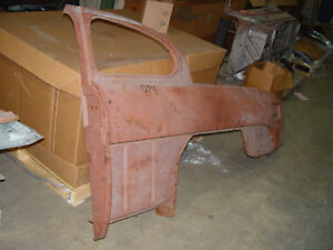 1951 Mercury Lh Quarter Panel