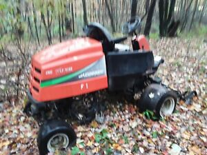Turfco Triwave 48 Seeder
