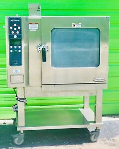 Alto Shaam Combitherm Oven 7 14 Mlg Natural Gas On Rolling Stand