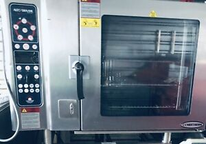Alto Shaam 7 14 G ml Convitherm Combi Oven In Natural Gas