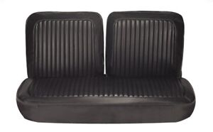1973 Dodge Dart Plymouth Duster 340 Split Bench W O Armrest Front Seat Cover
