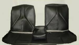 1967 Buick Skylark Gs Special Deluxe Bench With Armrest Front Seat Cover