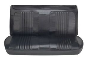 1971 1972 Chevy Chevelle Coupe Rear Seat Cover