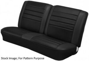 1965 Chevy Chevelle El Camino Front Bench Seat Cover