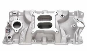 Edelbrock Performer Eps Intake Manifold 2701 For 1955 1986 Small Block Chevy