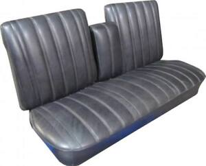 1966 Buick Skylark Gs Special Deluxe Bench With Armrest Front Seat Cover