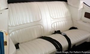 1971 Oldsmobile Cutlass Supreme Convertible Rear Seat Cover