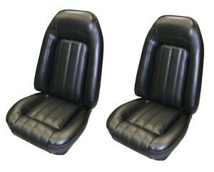 1976 Pontiac Firebird Trans Am Deluxe Bucket Seat Covers