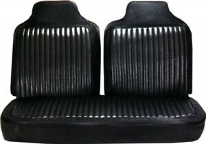 1972 Dodge Dart Plymouth Val Duster Bench Seat Cover With 9 Headrest