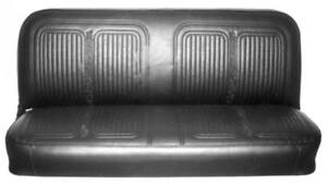 1969 1970 Chevrolet Truck Blazer Bench Front Seat Cover