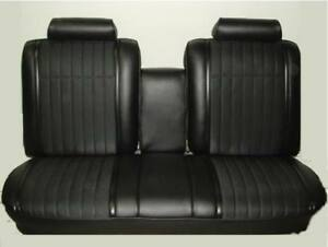1970 Pontiac Lemans Gto Bench Seat Covers With Armrest