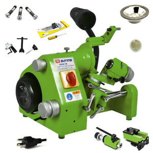 110v U3 Universal Cutter Grinder Sharpener For End Mill Twist Drill Sharpening