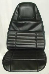 1972 Plymouth Duster Demon 340 Bucket Front Seat Cover Pair