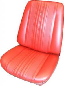 1970 Chevy Chevelle El Camino Front Bucket Seat Covers