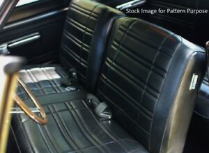 1970 Dodge Coronet 440 Superbee Bench Front Seat Cover