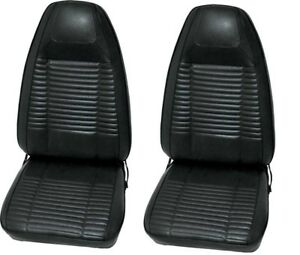 1970 Dodge Challenger se R t Bucket Front Seat Covers