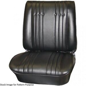 1965 Buick Skylark Gs Bucket Front Seat Covers
