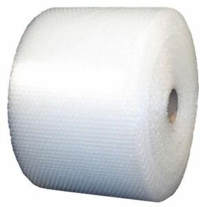 3 16 Small Bubble Cushioning Roll Wrap 1400 X 12 Wide 1400ft Perf 12