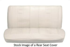 1965 Chevrolet Ii Nova Ss Coupe Rear Seat Cover
