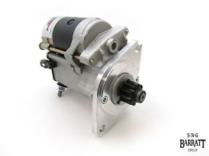 Powerlite High Torque Starter Motor Mgb Mgc Rac184 Replaces Pre Engaged