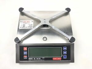 Torrey Eq 10 20 Electronic Scale Rechargeable Battery