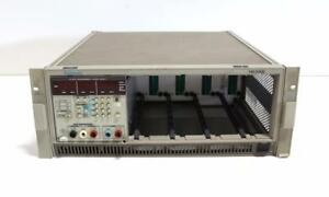 Tektronix Tm 5006 Power Module W Ps 5010 Programmable Power Supply