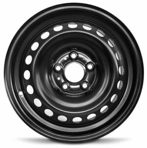 Set Of 2 New Wheels 16x6 5 Inch Steel Rim Fits 2013 2019 Nissan Sentra 5 114 3mm