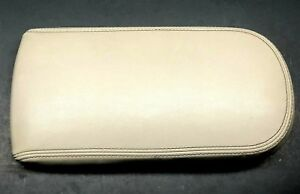 08 09 Ford Taurus Center Console Cover Armrest Lid 2008 2009 Tan Beige Oem