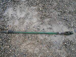Oliver 770 Diesel Tractor Long Steering Shaft
